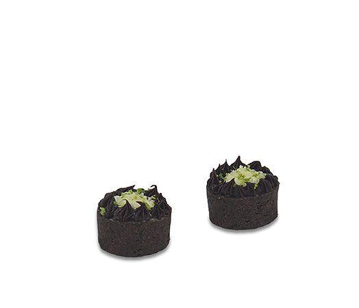 Ramequin Chocolate com limão – 10 unidades
