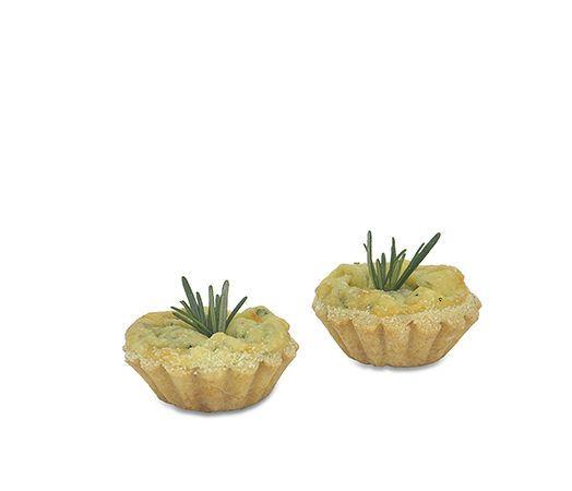 Ramequin Espinafre com gorgonzola – 10 unidades