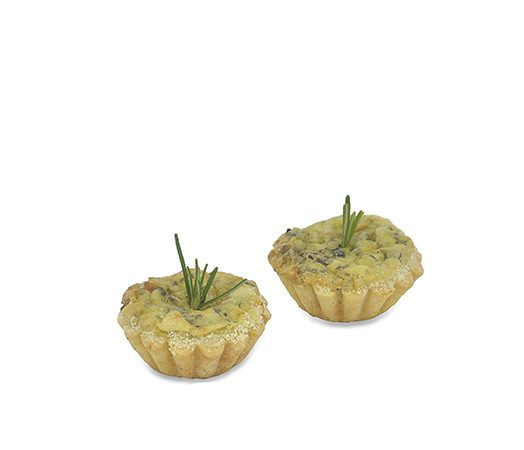 Ramequin Queijo com ervas