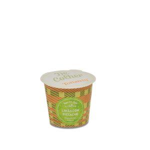 De Colher – Limão com Pistache