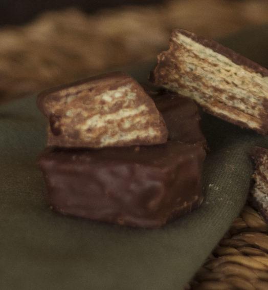 Mini Waffle de Nutella – Lata 220g