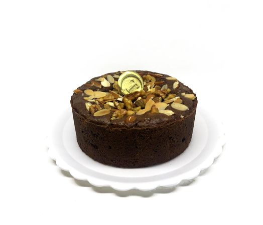 Torta Brownie Cremoso